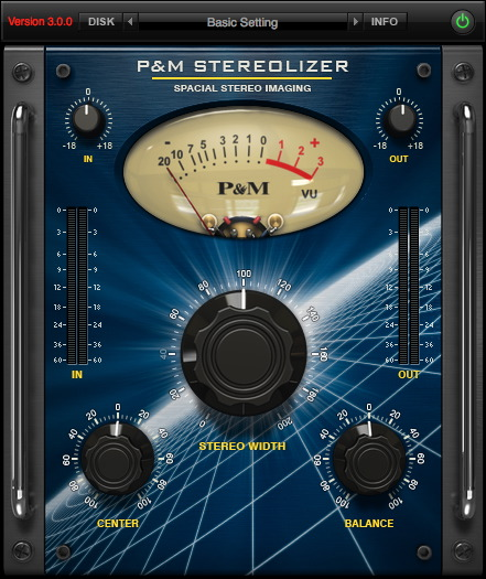 P&M STEREOLIZER