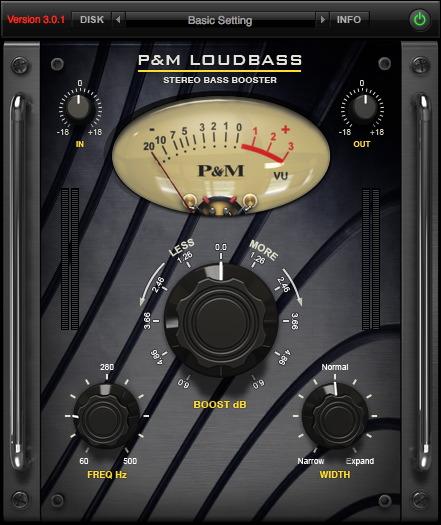 P&M LOUDBASS