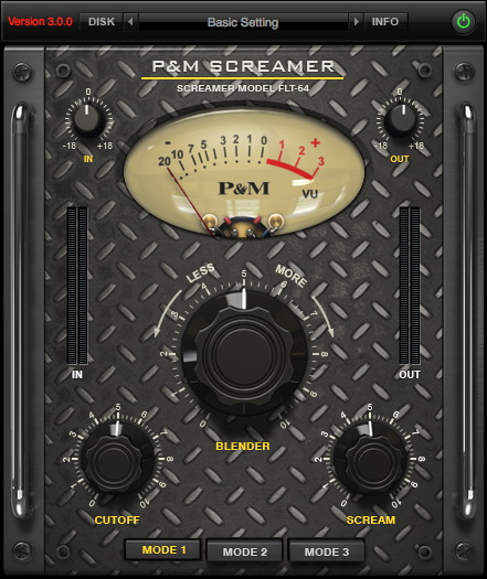 P&M SCREAMER