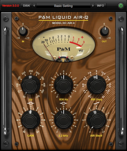 P&M LIQUID AIR Q