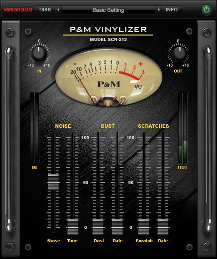 P&M VINYLIZER
