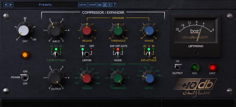 +10dB Compressor