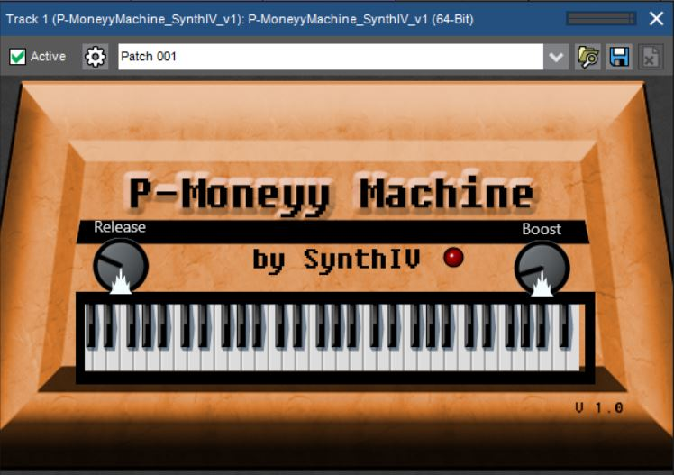 P-Moneyy Machine
