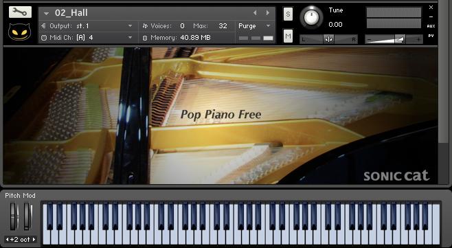 Pop Piano Free