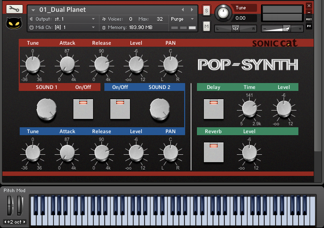 Pop Synth