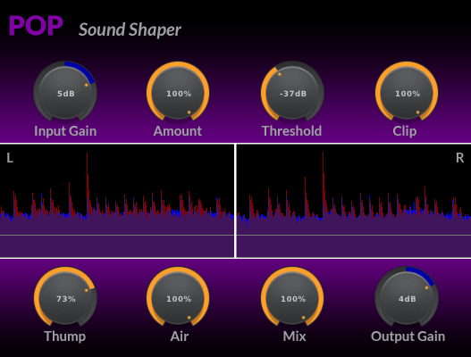 POP Sound Shaper