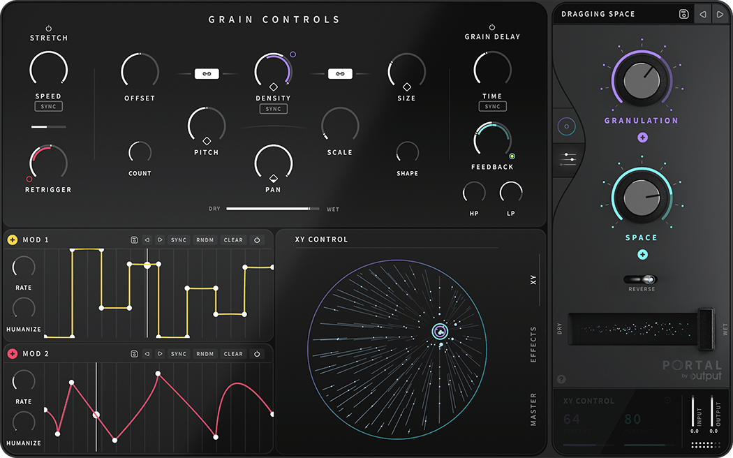 KVR: Portal by Output - Granular Synthesis VST Plugin, Audio