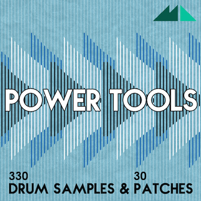 Power Tools: Drum Samples & Patches