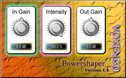 Powershaper