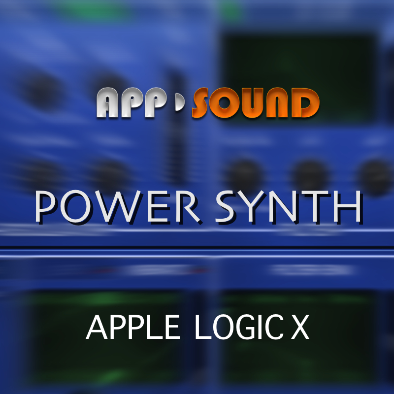 Power Synth for Apple Logic X