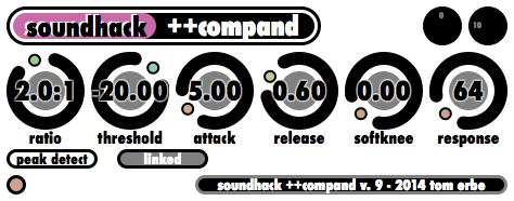 ++compand