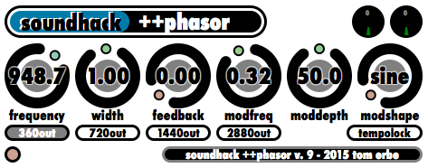 ++phasor