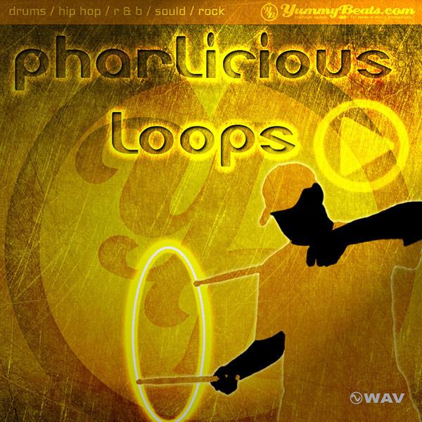 Pharlicious Percussion Loops