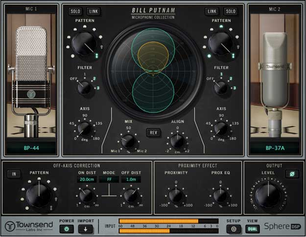 KVR: Bill Putnam Mic Collection by Universal Audio