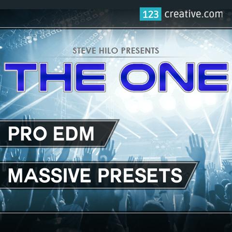 Pro EDM - 100 presets for Massive