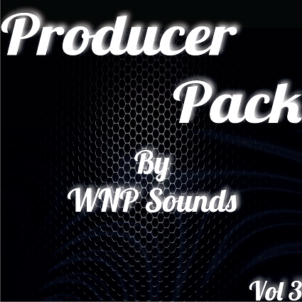 Producer Pack Vol 3