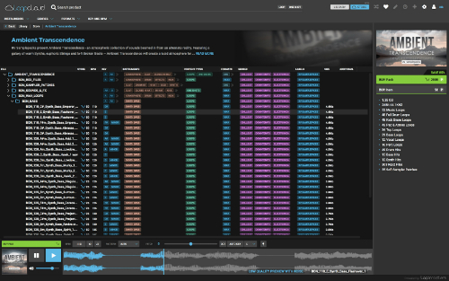 KVR: Loopcloud by Loopmasters - Utility VST Plugin, Audio ...
