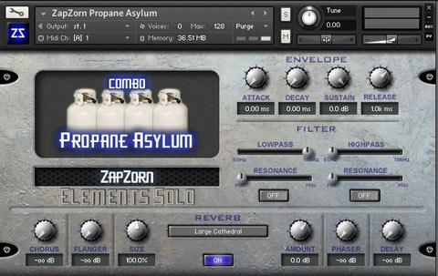 Propane Asylum