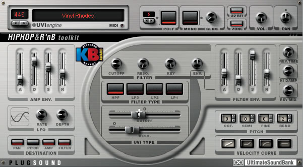 Plugsound Vol. 4: Hip Hop Toolkit