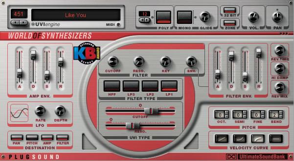Plugsound Vol. 5: Synth