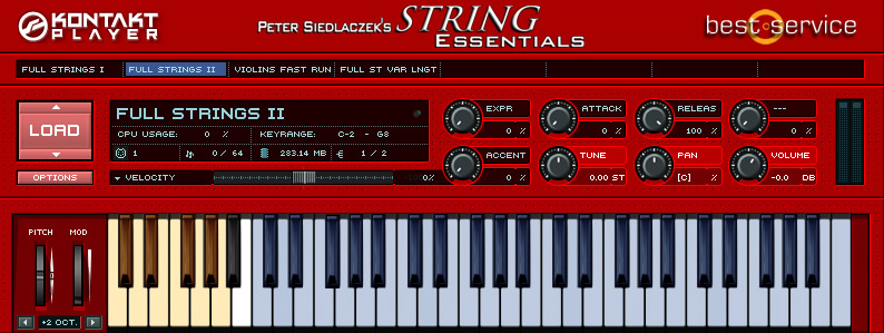 Peter Siedlaczek's String Essentials
