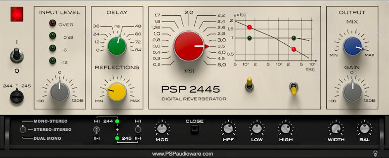 PSP 2445 EMT