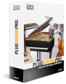 KVR: Plugsound Pro by UVI - Contemporary Instruments Library