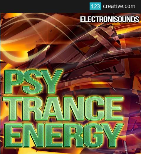 PsyTrance Energy Sample pack