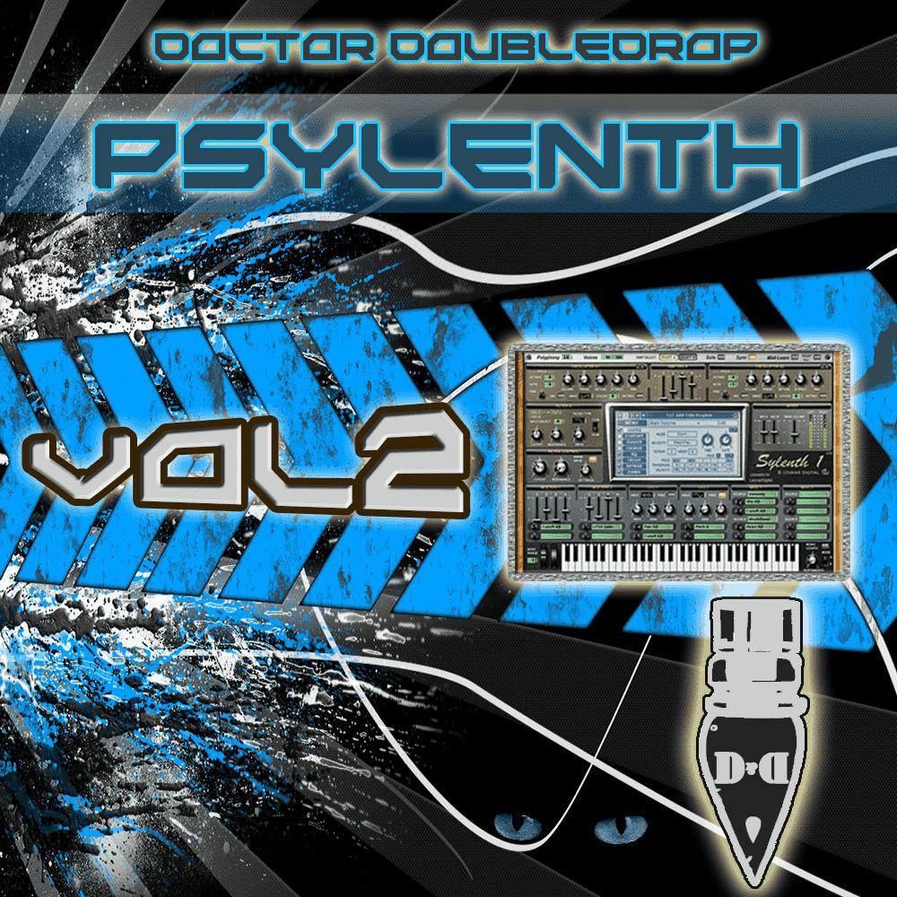 Sylenth1 Psytrance Soundset Vol.2