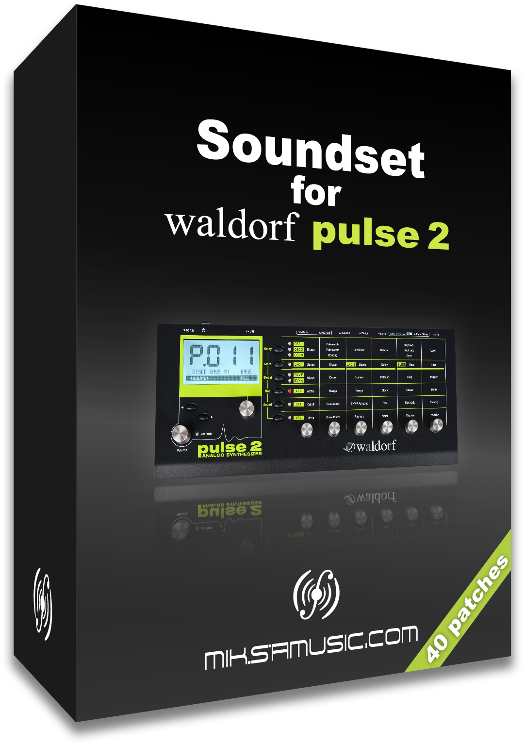 Soundset for Waldorf Pulse 2