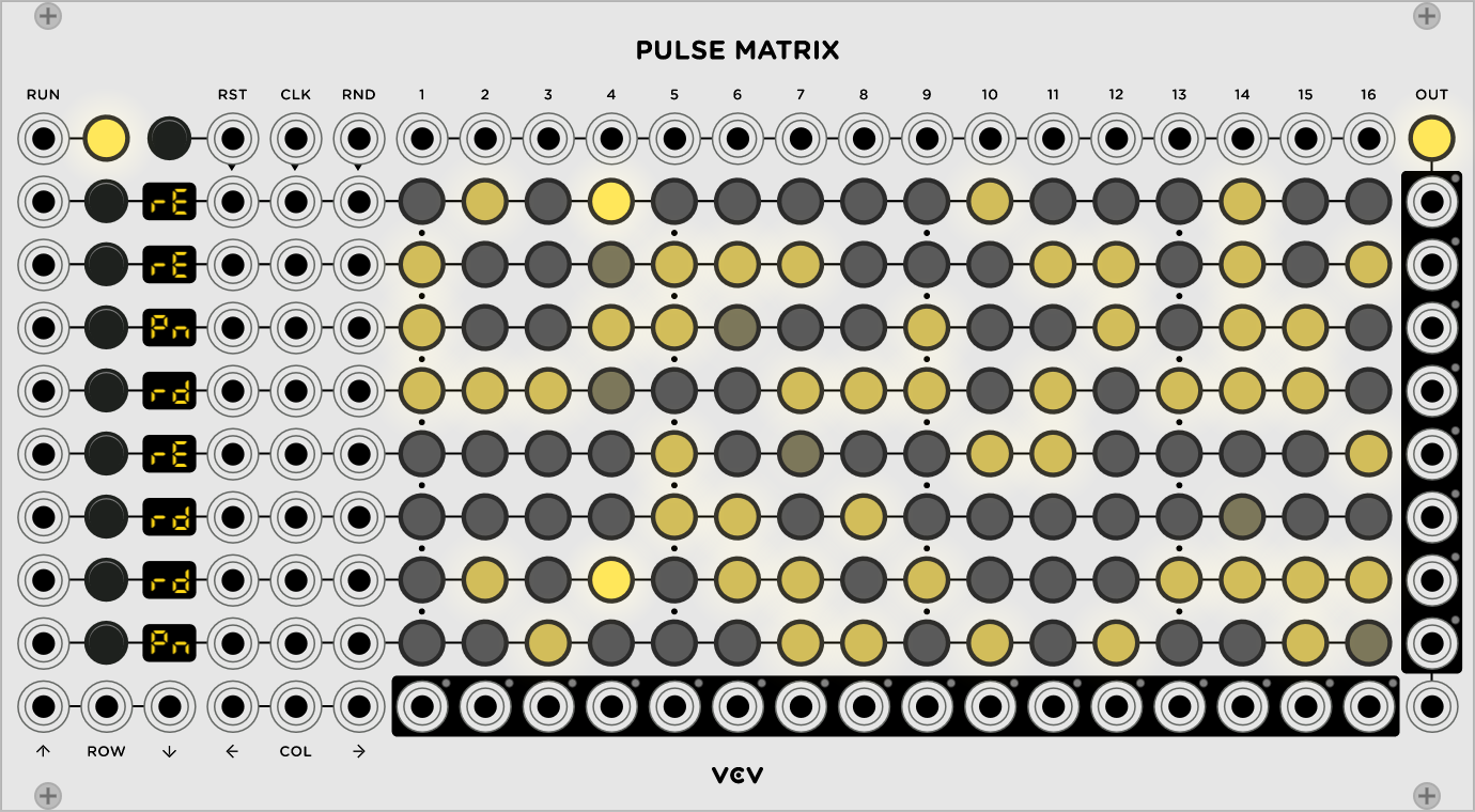 KVR: VCV Console and Pulse Matrix released for VCV Rack