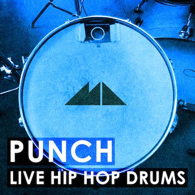 Punch: Live Hip Hop Drums