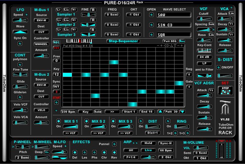 Pure-D16/24Rack