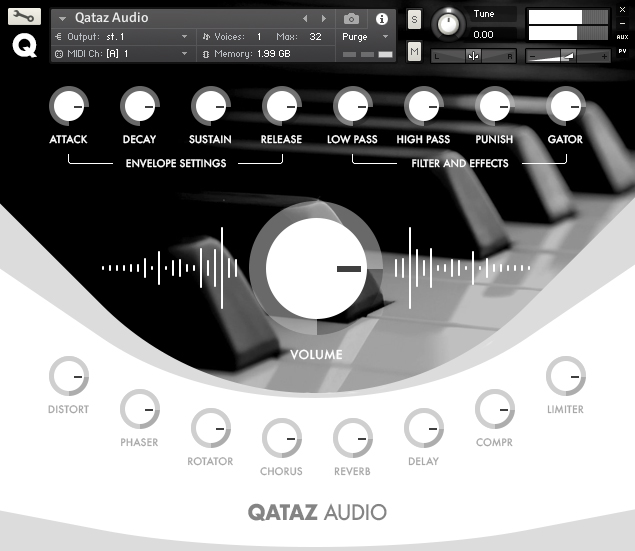 KVR: Qataz Audio releases free 29GB Piano Collection 2 for Kontakt