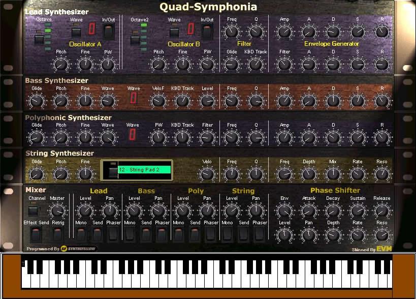 Quad Symphonia