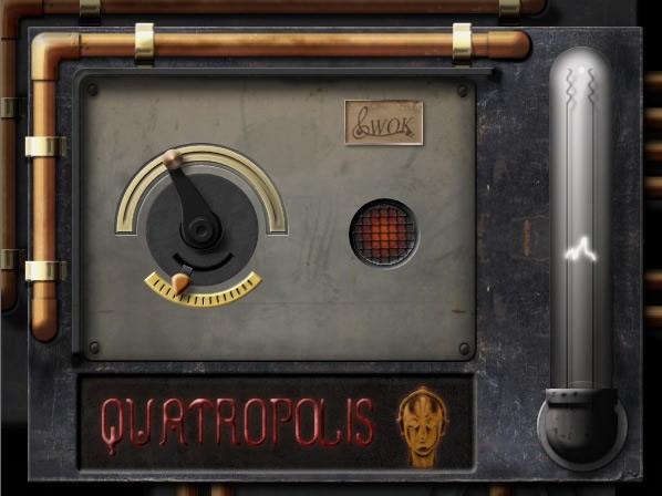 Quatropolis - эффект хоруса, вдохновленный старым аналоговым дизайном
