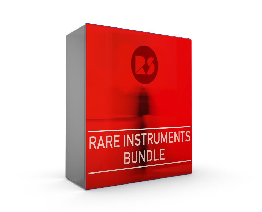 Rare Instruments Bundle