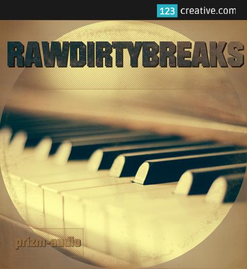 Raw Dirty Breaks - Vintage Samples