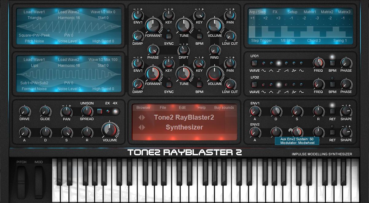Rayblaster