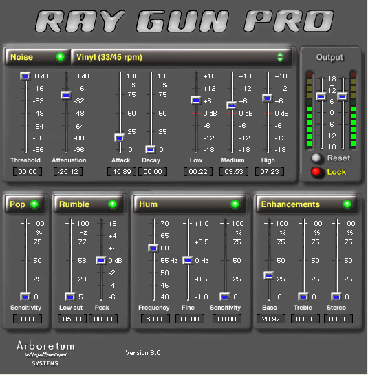 Kvr Ray Gun Pro By Arboretum Systems Noise Removal