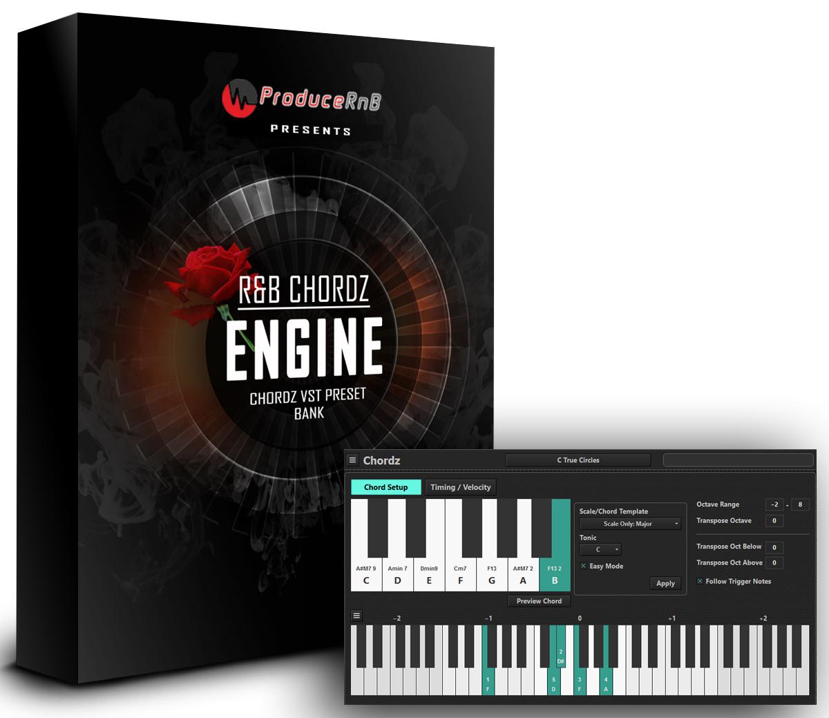 The R&B Chordz Engine