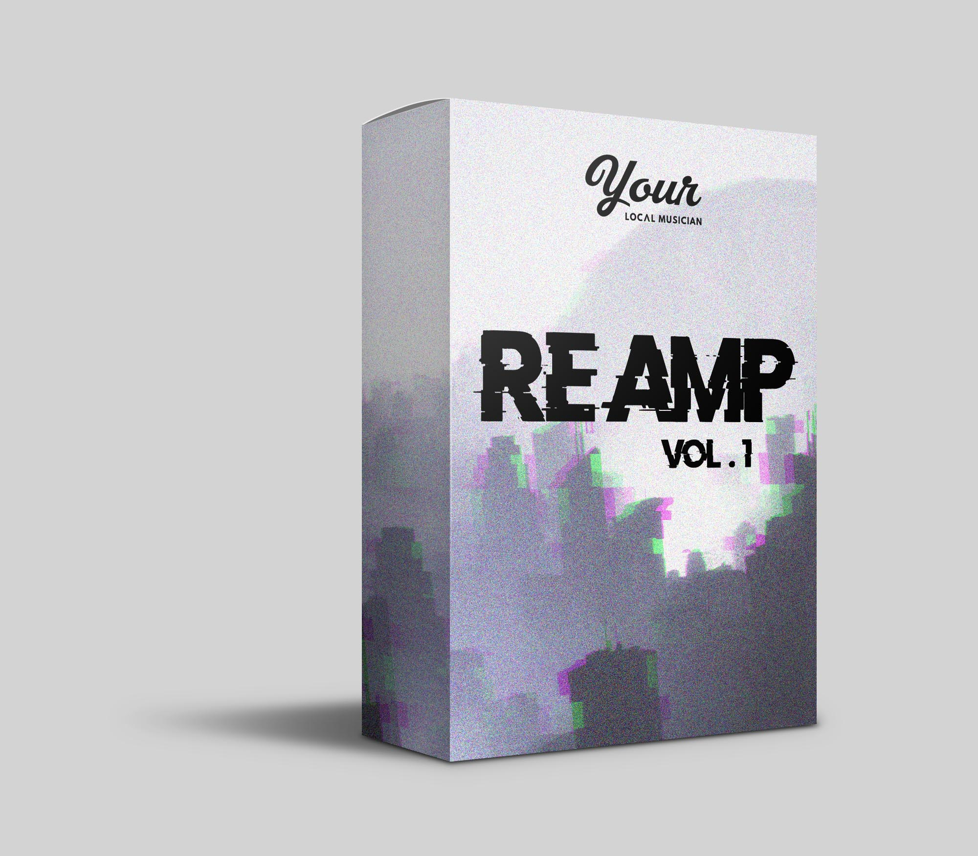 Re Amp (Vol. 1) – Atmospheric Loops