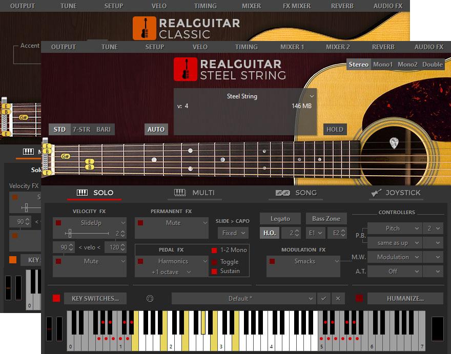 RealGuitar