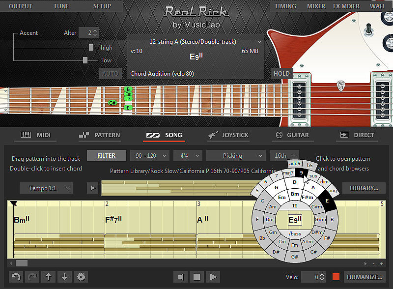 KVR: RealRick by MusicLab - Guitar VST Plugin, Audio Units