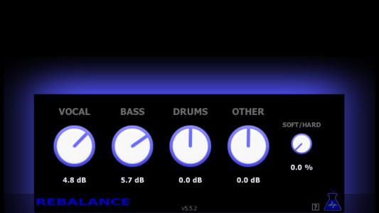 KVR: Rebalance by BlueLab | Audio Plugins - Rebalance VST