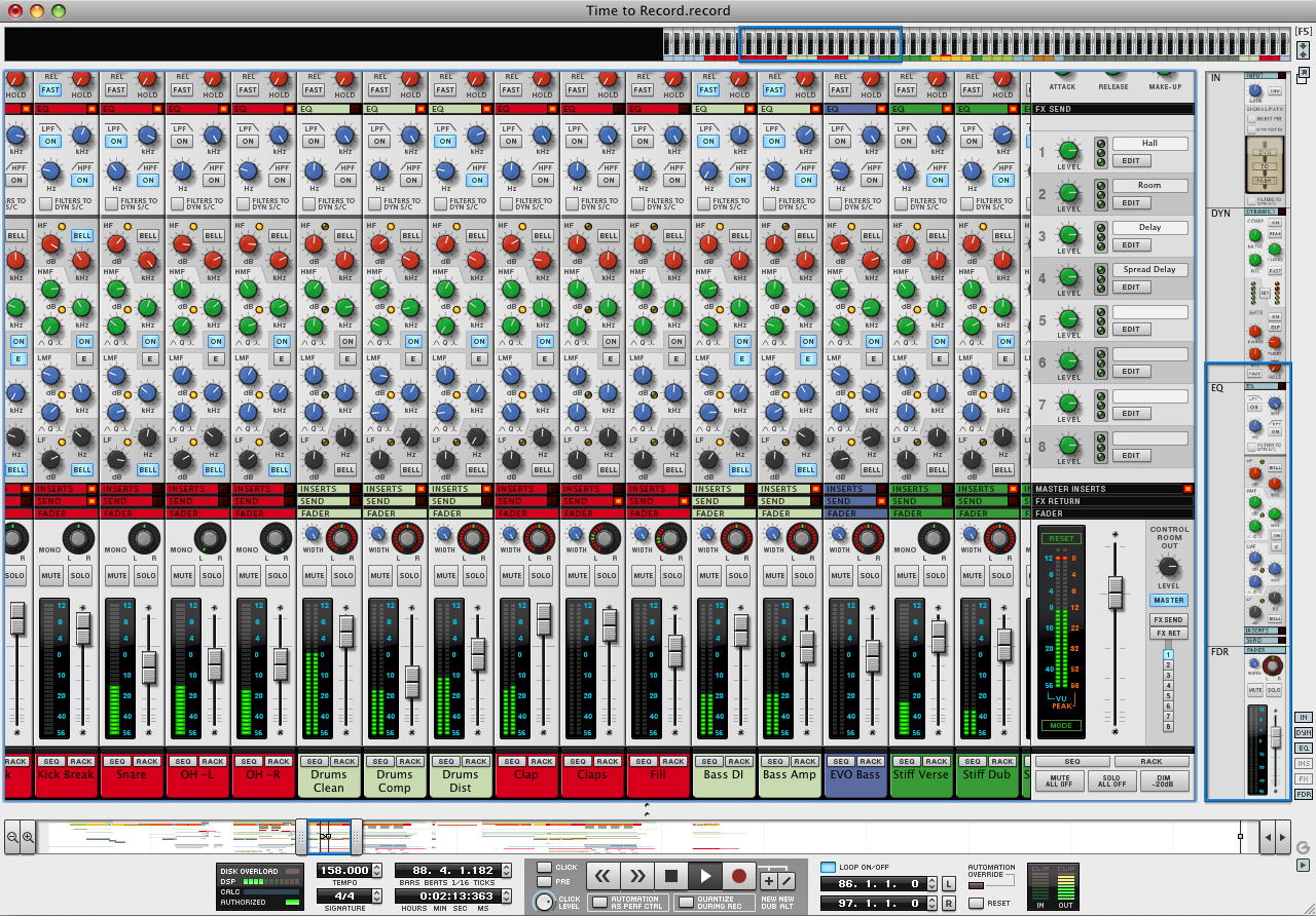 kvr record by propellerhead software   sequencer multitrack