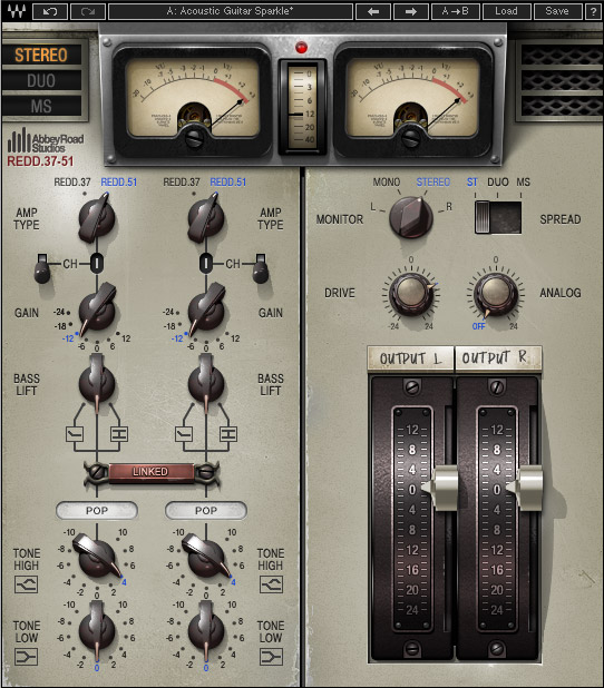 KVR: Abbey Road - REDD Consoles by Waves - Console Emulation VST