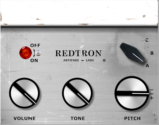 KVR: Redtron_SE by Artifake_Labs - Mellotron VST Plugin
