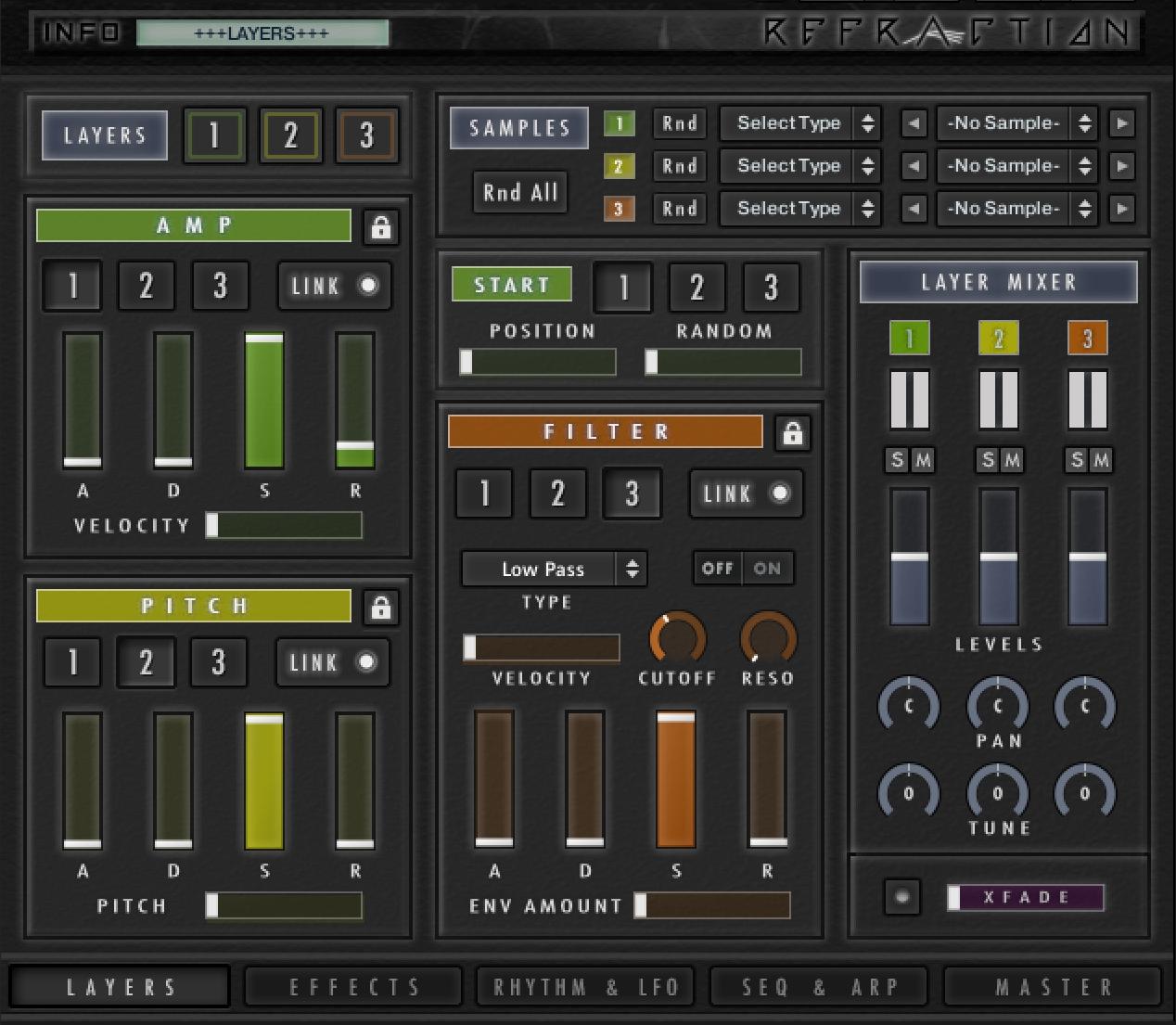KVR: Resomonics releases Refraction - Analog Synth Sound