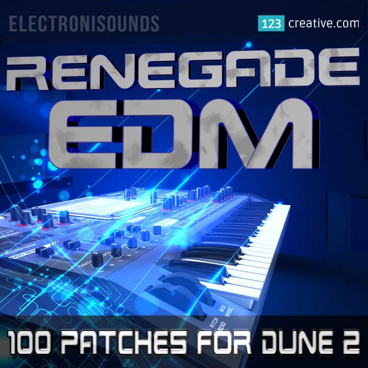 Renegade EDM - Dune 2 presets: 123creative.com